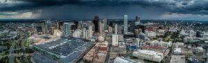Wild temperature swings in Denver