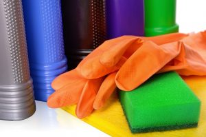 Suicide Cleanup Job Requires Professional Cleaning Products