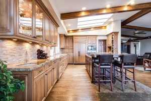 Maintain a Clear and Uncongested Cooking Space